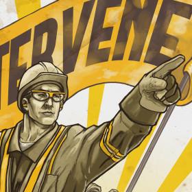 PCL Intervene Poster