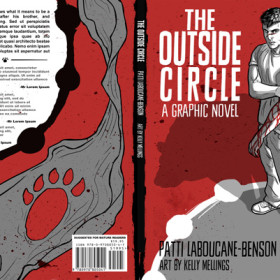 The Outside Circle Cover and End Pages